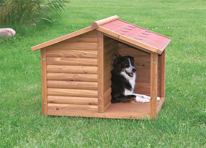 Køb Trixie Hundehus Medium hos Dyrenes Netsalg ApS - Pris: 1.349,00,-