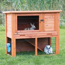 Trixie kaninbur med løbegård