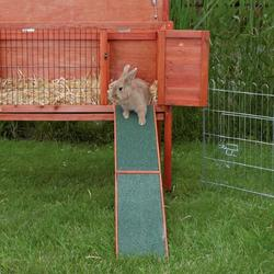 Rampe til kaninbur