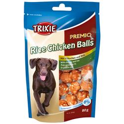PREMIO Rice Chicken Balls, 80 g