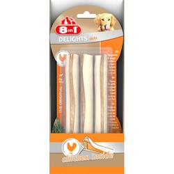 8in1 Delights Sticks, 3 stk.